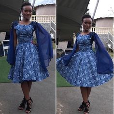 shweshwe dresses in South Africa. All modern Shweshwe dress plans by African Designers from South Africa and all finished Africa. African Fashion Designers, African Men Fashion, Africa Fashion, African Fashion Dresses, African Wedding Attire, African Attire, African Wear, African Style, African Dresses For Women