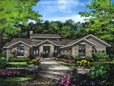 This prairie design floor plan is 2115 sq ft and has 3 bedrooms and has 2.50 bathrooms.