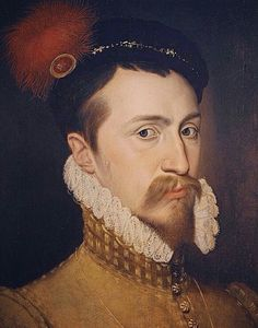 Robert Dudley, 1st Earl of Leicester, 24 June 1532 or 1533 – 4 September 1588