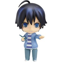Phat Bakuman: Moritaka Mashiro Nendoroid Action Figure ** Learn more by visiting the image link. (This is an affiliate link) #GrownUpToys