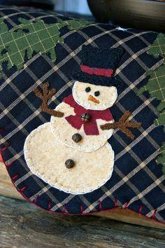 Sizzix Die Cutting Tutorial   Wintery Candle Mat by Hilary Kanwischer