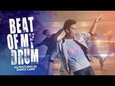 BEAT OF MY DRUM (Sam Tsui Cover) - as featured in DANCE CAMP - YouTube