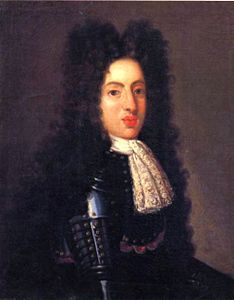 Giovanni Gastone de' Medici, better known as Gian Gastone or Giangastone (Florence 1671 - Florence 1737 ), was the last Grand Duke of Tuscany belonging to the dynasty de' Medici. He reigned from 1723 to 1737.