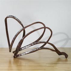 Richard Deacon Modern Sculpture, Abstract Sculpture, Sculpture Art, Abstract Art, Metal Sculptures, Garden Sculpture, Marble Falls, Sculpture Projects, Forging Metal