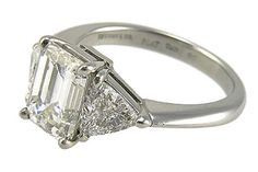 Tiffany and Co Engagement Rings | Tiffany & Company Platinum Diamond Engagement Rings, Buy the love of ...