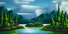 Canadian Artists, Vancouver, Oil On Canvas, Contemporary Art, Art Gallery, Arts And Crafts, Landscape, Artwork, Nature