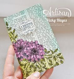 Stampin' Up products at a discount anyone?