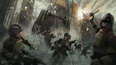 Killzone 2 Artwork