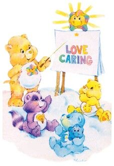 Can't wait for the new Care Bears Cousins show on Netflix coming in Sept 2016!