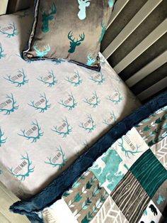 Such an awesome baby/toddler crib set. Check shop info for turnaround time. Excludes Wild things - m Baby Boys, Baby Boy Rooms, Baby Boy Nurseries, Our Baby, Baby Boy Country, Country Baby Rooms, Baby Momma, Baby Cribs, The Babys