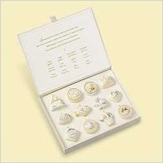 A HAPPY LIFE TOGETHER  MINIS 2006 Hallmark Ornament QXM2206 -- You can get more details by clicking on the image.