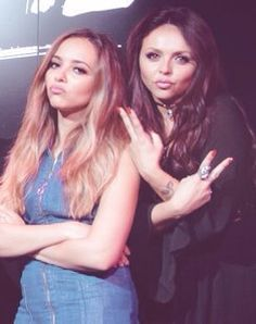 Jade Nelson, Little Mix Jesy, Sisters Forever, Perrie Edwards, Girl Bands, Girl Group, Cool Girl, Poses, Photos Tumblr