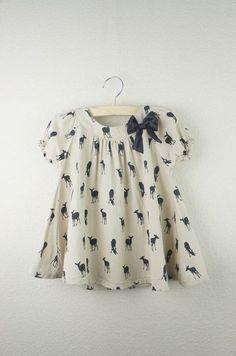 Preorder SALE Vintage Woodlands Dress. $20.00, via Etsy.