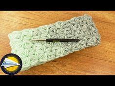 Κορδέλα μαλλιών με αστεράκια! Πλέξη λουλούδι. Πλέξιμο για αρχάριους. - YouTube Crochet Stitches, Crochet Hooks, Coin Band, Coin Crafts, Coin Logo, Diy Hooks, Antique Coins, Diy Headband, Band Merch