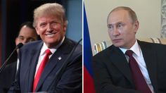 Trump shares letter from Putin: 'His thoughts are so correct'. I would love to see peace BUT Trump is a dope & Putin is crafty. Like a cat playing a mouse Putin will massage Trump's huge ego at a mortal cost to us all when Putin pounces! Elect a self righteous dope & we all suffer consequences! Thanks Yanks!