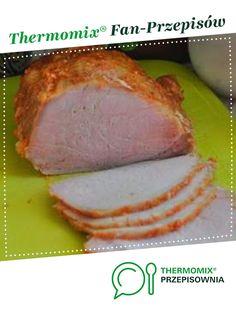 Schab gotowany na parze jest to przepis stworzony przez użytkownika grjolkar. Ten przepis na Thermomix<sup>®</sup> znajdziesz w kategorii Dania główne z mięsa na www.przepisownia.pl, społeczności Thermomix<sup>®</sup>.