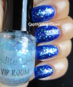 Captivating Claws: Aphrodite Lacquers.. VIP Room
