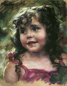 Fine Artist Evelyn Embry: Portaits, Still Life, Figurative in Pastel