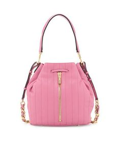 b20e471cc927 Cynnie Bucket Elizabeth a James Pink Handbags