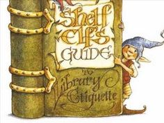 The shelf elf. We have this book. Might be a useful video at the start of the year.
