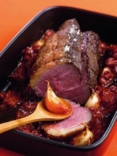 Canard au porto et aux canneberges | Foodie: Your Recipes. Your way.