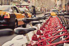 Bikes @ Las Ramblas de Barcelona