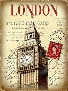 Vintage * London.