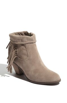Size 8, can maybe find at Nordstrom Rack of at the Last CHance. I need black booties more than tan, but I am not sure if I would like the black color in this style.  Sam Edelman 'Louie' Boot available at #Nordstrom