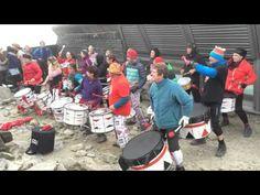 Samba on Snowdon (Batala) - YouTube