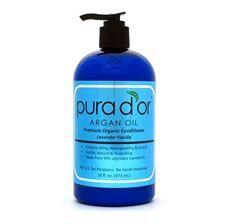 Show details for Premium Organic Argan Oil Based Conditioner, Lavender Vanilla