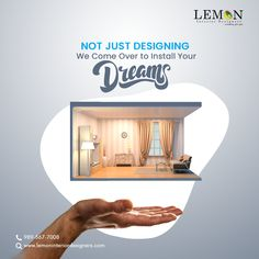 Social Media Ad, Social Media Design, Interior Design Companies, Best Interior Design, Ad Design, Graphic Design, Office Wall Graphics, Advertising Ideas, Marca Personal