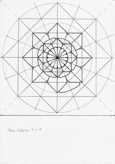 paso a paso mandalas para pintar, mandalas … step by step mandalas to paint, mandalas … Mandala Doodle, Mandala Art Lesson, Mandala Dots, Mandala Pattern, Doodle Art, Zen Doodle, Croquis Mandala, Mandalas Drawing, Dot Art Painting