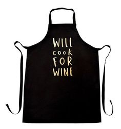 Let the apron do the talking. #etsyhome