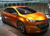 Toyota Corolla Furia: Salone Detroit 2013 - Contauto.it