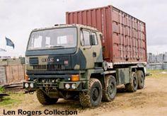 Len Rogers European Truck Pictures Page 8