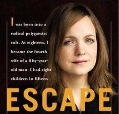 One of my favorite books. Heart-wrenching. True story of her escape from the FLDS.