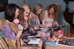 Girls' Night In Party: Throw a Pajama Party