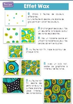 Art Lessons For Kids, Art For Kids, Zentangle Patterns, Zentangles, Mix Media, Ecole Art, Arts And Crafts Projects, Colorful Drawings, School