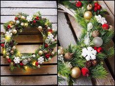 ❄⛄ może chcesz komuś sprawić prezent? Mikołaj tuż, tuż... #wianek#katedecowianki#święta#wianekbozonarodzeniowy#dekoracje#dodatkidodomu#ozdoby#ozdobyświąteczne##dekoracjewnetrz#prezent#zima#christmas#xmas#homedecor#handmade#homesweethime#decorations#winter