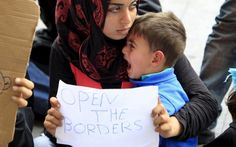 Thumbnail image for In Hungary, refugees share stories of war and dangerous journeys