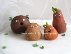 Small Potatoes Fondant Cake Toppers by zoesfancycakes on DeviantArt