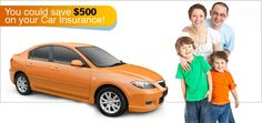 Save up to $500 on your car insurance.  Get your free quote today!