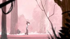 RED (HD) Superb Animated 2d Cute/Thriller animated film By Hyunjoo Song(...