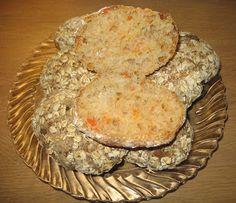 Pörden Keittiössä: Kauraiset porkkanasämpylät