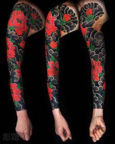 japanese tattoos for men Arm Sleeve Tattoos, Japanese Sleeve Tattoos, Tattoo Sleeve Designs, Leg Tattoos, Asian Tattoo Sleeve, Yakuza Style Tattoo, Irezumi Tattoos, Traditional Japanese Tattoo Designs, Traditional Tattoo