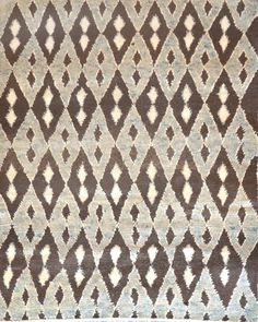 Turkish Deco Rug  Geometric, Tribal, Wool, New by Mansour
