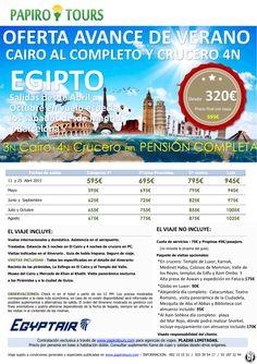 Avance de verano desde 320€ Cairo con visitas y crucero de 4n Todo en Pensión Completa ultimo minuto - http://zocotours.com/avance-de-verano-desde-320e-cairo-con-visitas-y-crucero-de-4n-todo-en-pension-completa-ultimo-minuto/