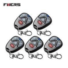 Fuers High Quality 433Mhz Keychain Remote Control Gsm Remote For G90E G90B Wifi Alarm Systems Security Home #Affiliate