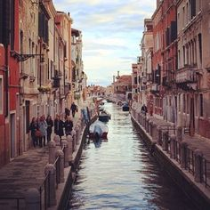 Because getting lost in Venice is actually enjoyable. | 39 Reasons Studying Abroad In Italy Ruins You For Life