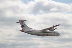 https://flic.kr/p/tAD9Va | ATR 42 | ATR 42 hier à Airexpo